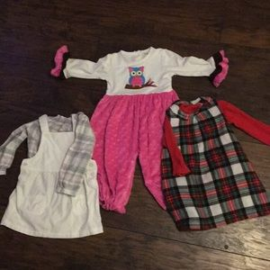 Other - 3 ITEMS! 1 PRICE! Perfect Fall set for toddler!